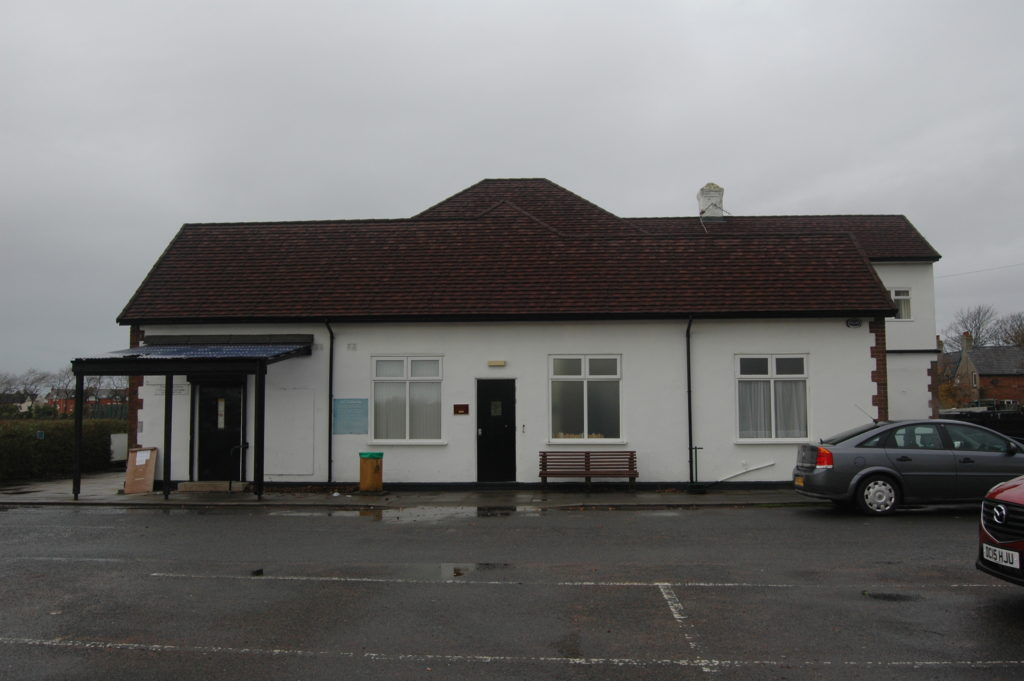 The existing Hoylake municipal golf clubhouse, which would be demolished as part of the golf resort plan