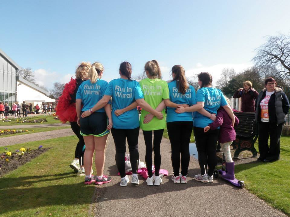 Wirral running group