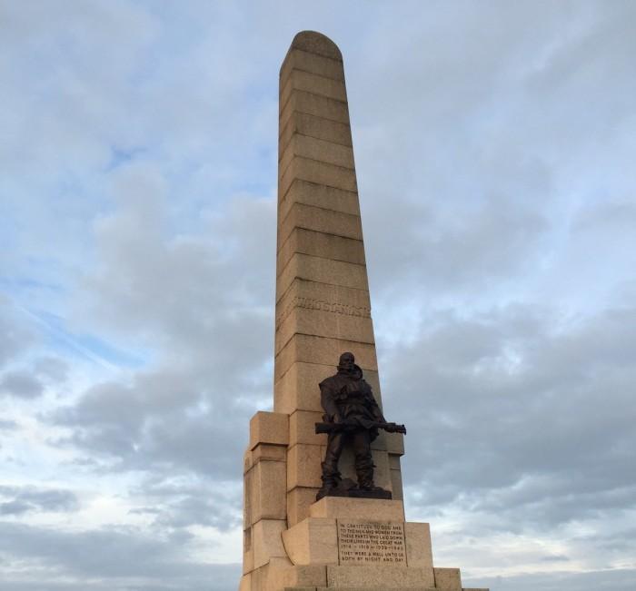 West Kirby war memorial
