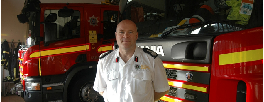 West Kirby fire station closure threat to 999 response times