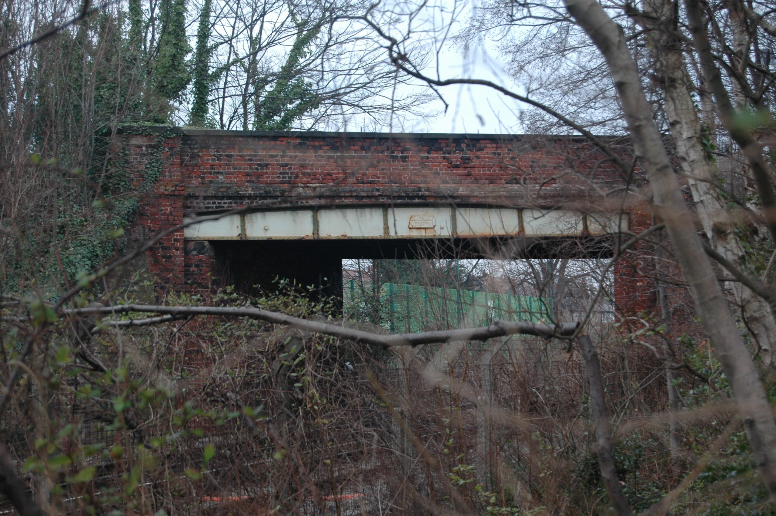 Bridge near West Kirby station structurally weakened