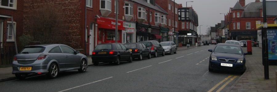 Banks Road: new parking regulations proposed