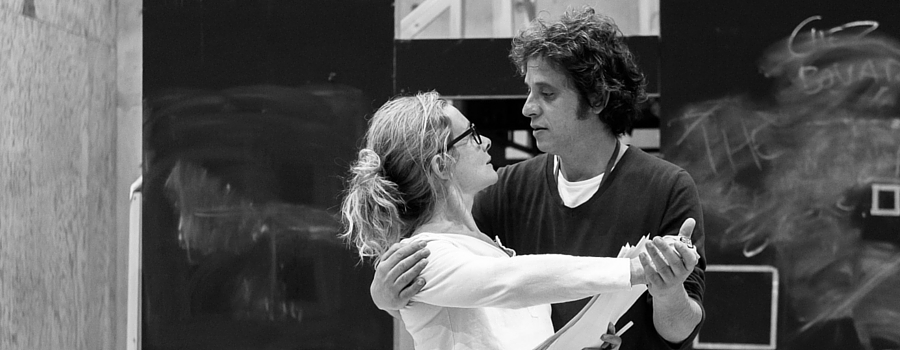 Madame Bovary rehearsals
