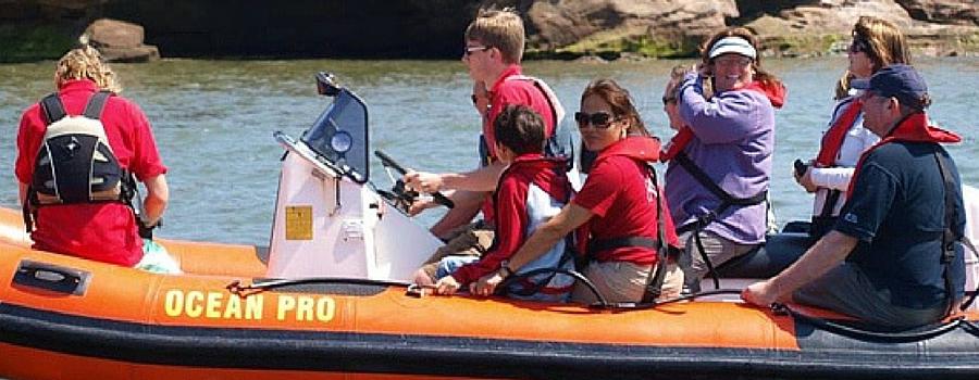 Hilbre Explorer boat trip