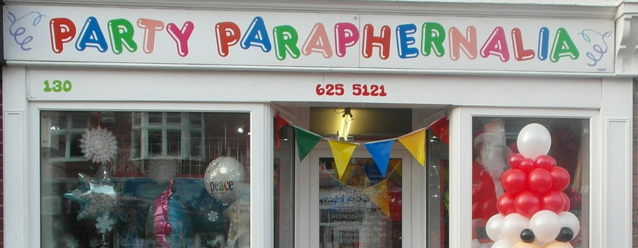 West Kirby party shop to relaunch as online business