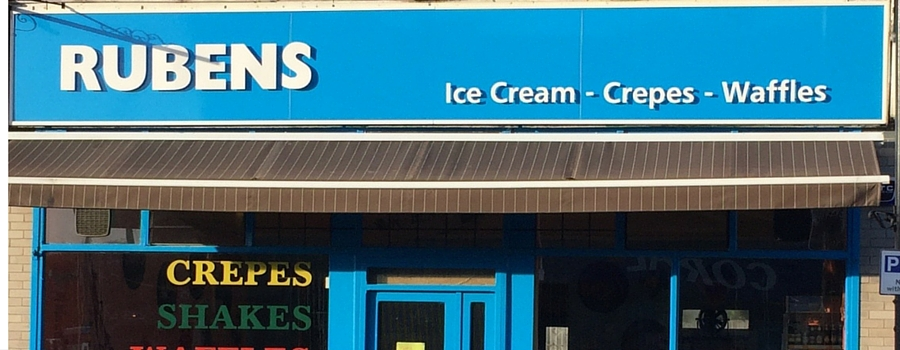 Rubens Ice Cream