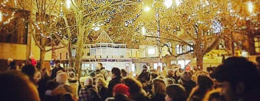 West Kirby Christmas lights cash crisis