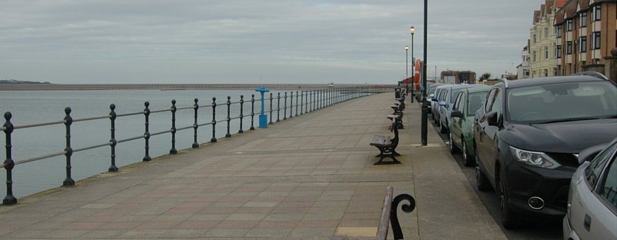 West Kirby flood wall plan set to go to Environment Agency
