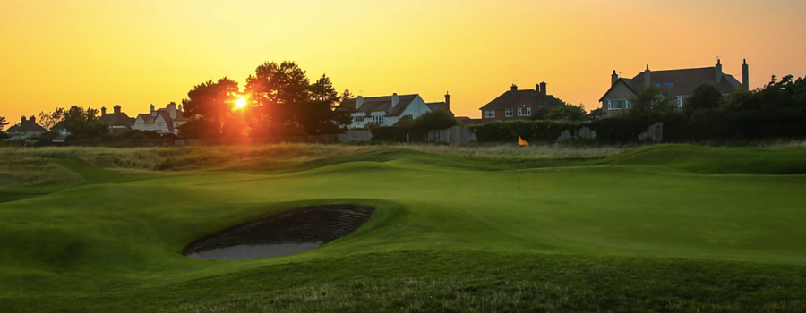 Top amateur golfers in Hoylake for the Walker Cup