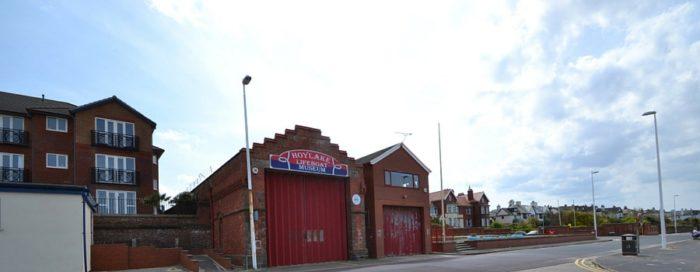 Hoylake Lifeboat station