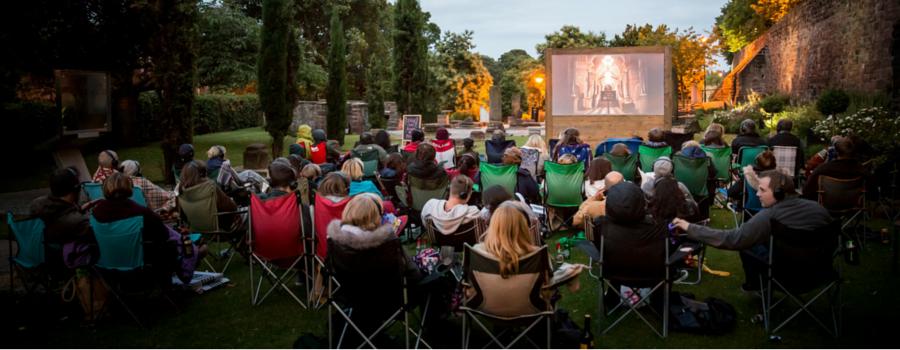 Open air cinema coming to Ashton Park