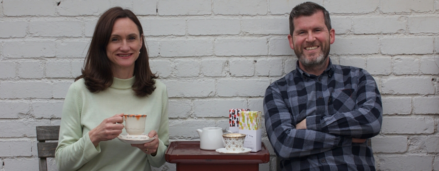 Couple launch innovative new craft tea company in West Kirby