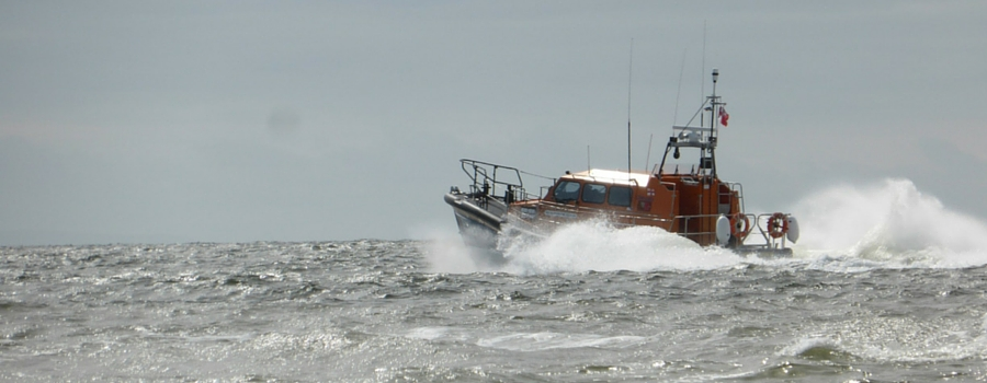 Hoylake Lifeboat