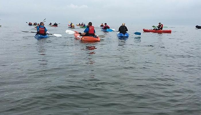 The Wirral Coastal Kayak