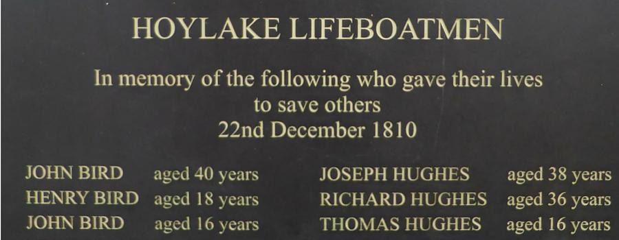 Hoylake lifeboat-2