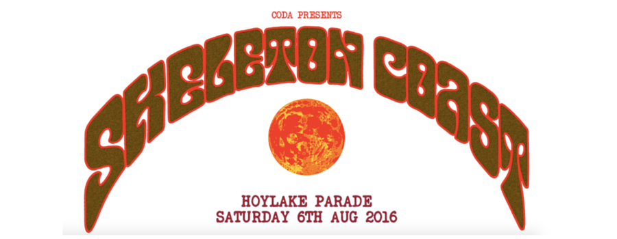 The Coral lined up for DJ set at Hoylake's first-ever Skeleton Coast Festival