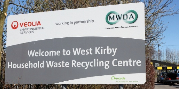 West Kirby Recycling Centre
