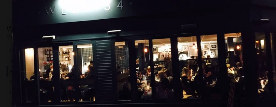 West 34 relaunches as a seafood restaurant