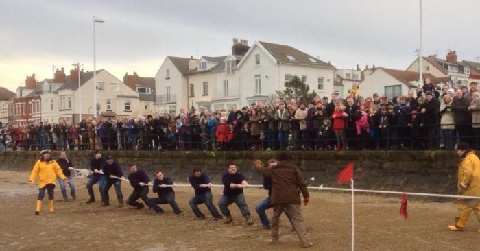 Hoylake Tug o' War falls victim to Covid