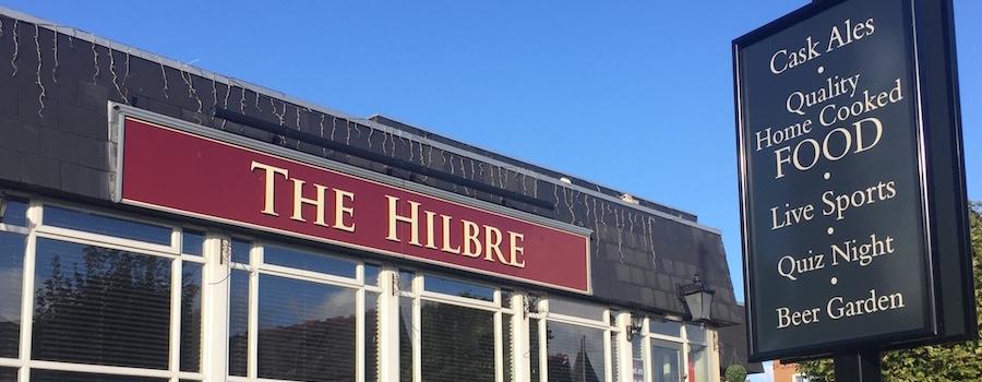 The Hilbre Pub