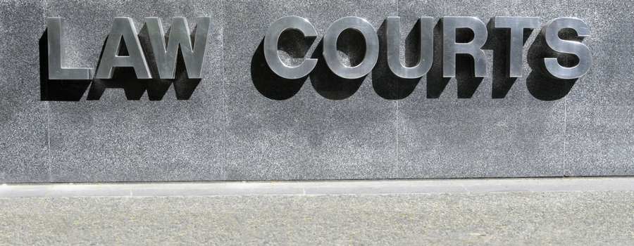law-courts