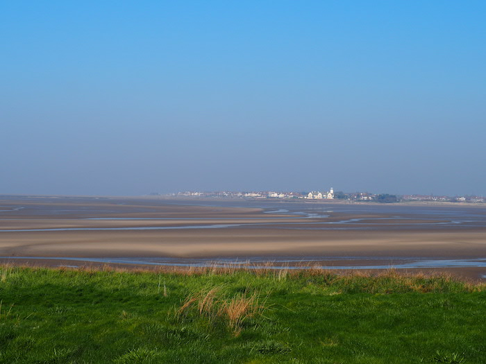 A view from Hilbre Island