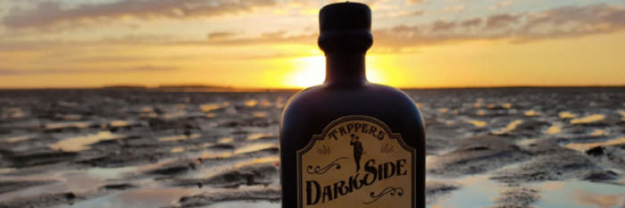 International acclaim for West Kirby's Darkside Gin