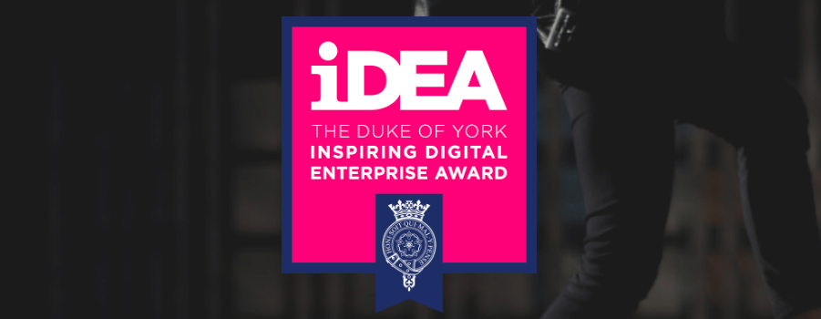 Bronze Inspiring Digital Enterprise Award.