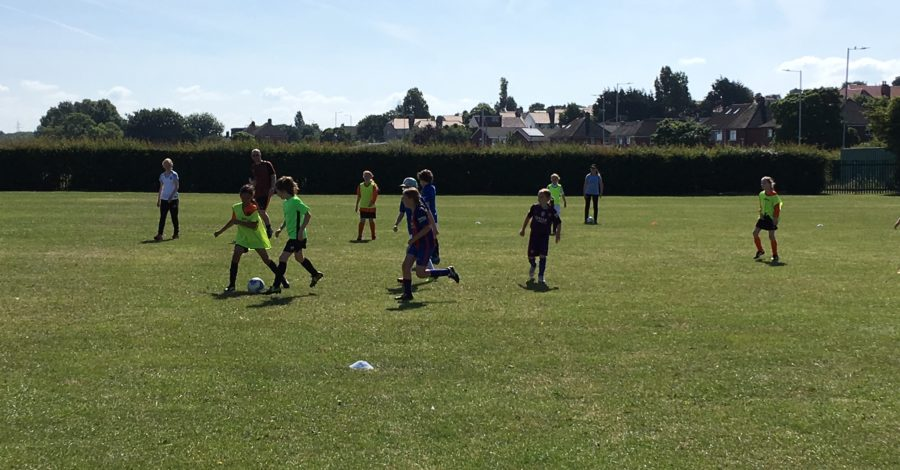 Kick off for West Kirby football funding bid