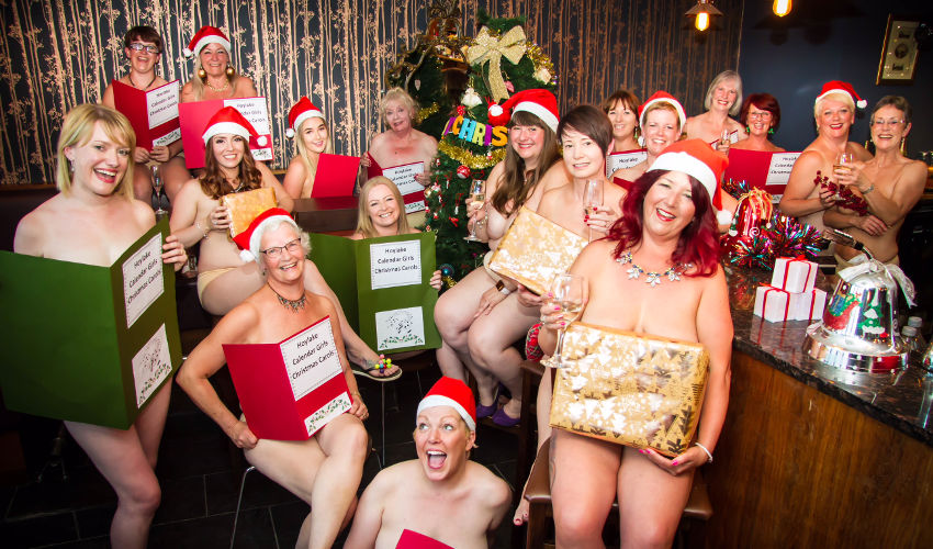 Hoylake Calendar Girls