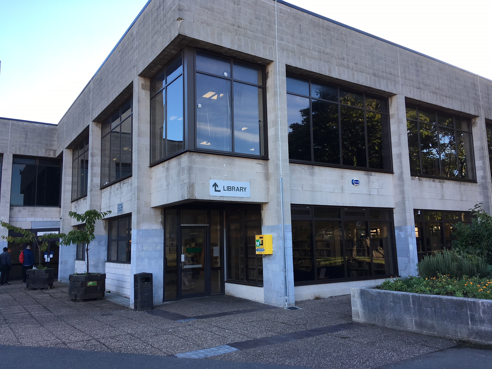 West Kirby Library