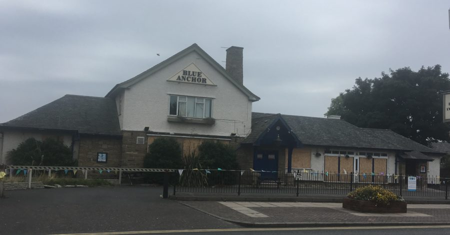 New plan for former pub site in Hoylake