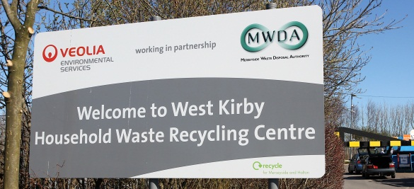 West Kirby tip to close in October for improvement work