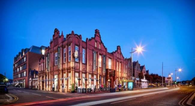 Construction starts on Hoylake cinema and arts village