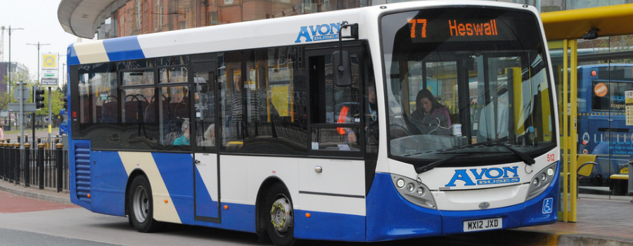 Replacement bus operators appointed following collapse of Avon