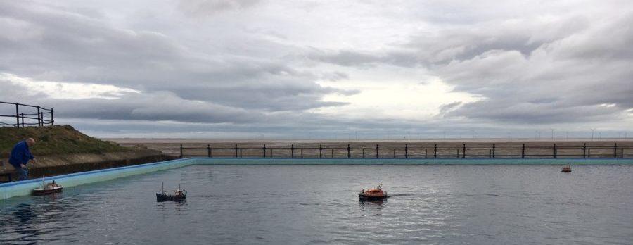 Hoylake's boating lake reopens