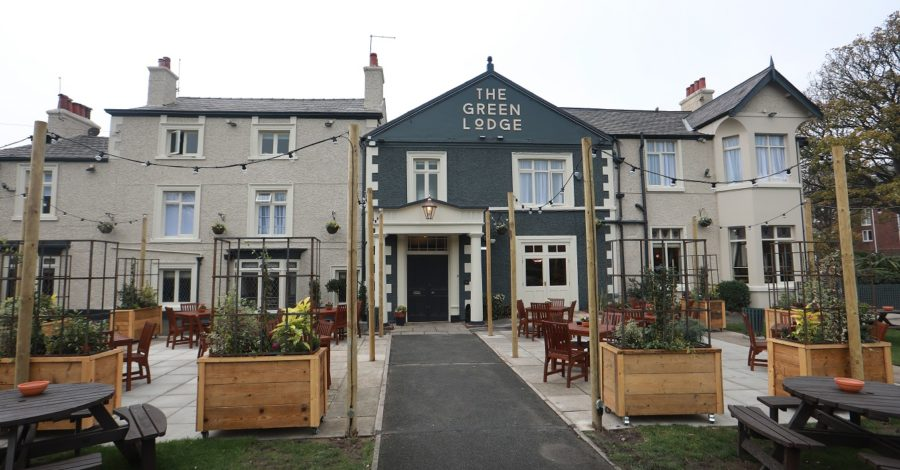 Green Lodge reopens with fundraiser for local man