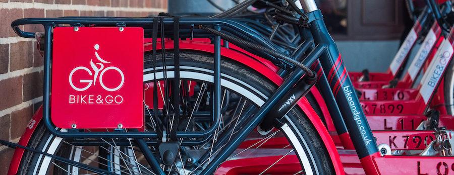 Bike hire company creates new memories with Hoylake Cottage users
