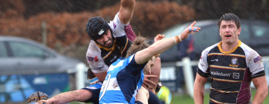 Caldy v Darlington Mowden Park Match Report