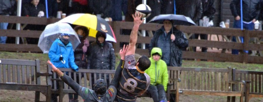 Caldy 3-27 Plymouth Albion