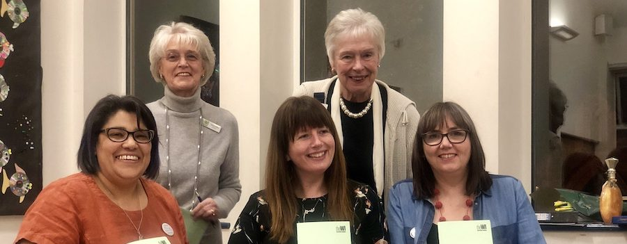 West Kirby Women's Institute officially launches