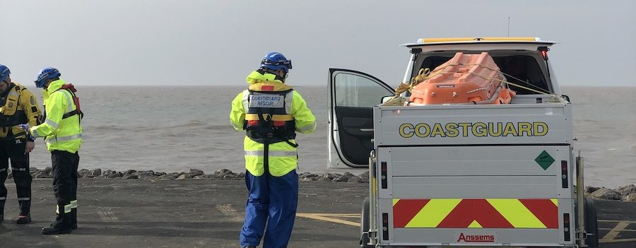 Biggest ever rescue as 27 people saved from Hilbre Islands