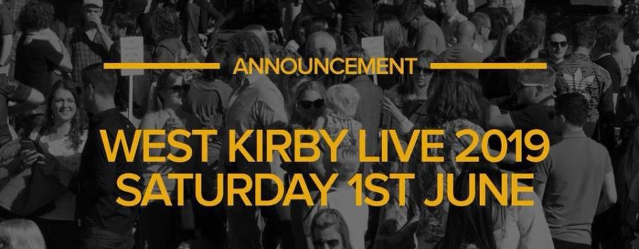 Organisers of West Kirby Live reveal first details of this year's music festival