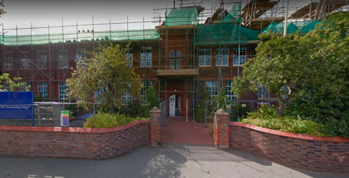 West Kirby Grammar School. Photo: Google Maps