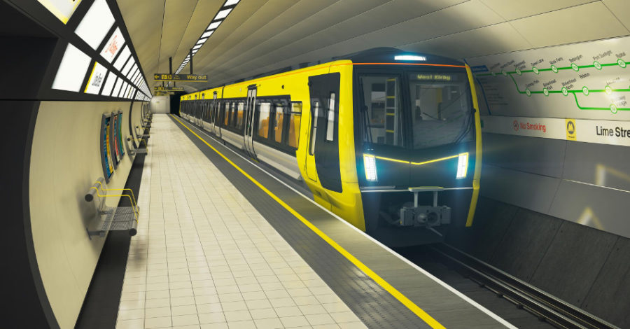 Two weeks of rail disruption for West Kirby line passengers