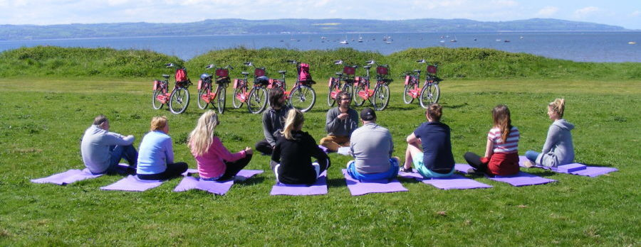 Join Cycle to the Sands in West Kirby this month