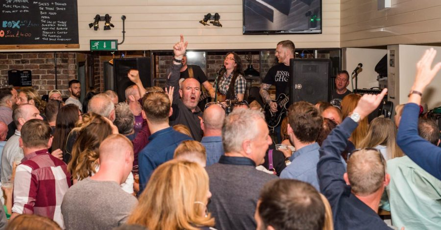 West Kirby all set for a day of live music and comedy
