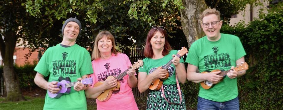 Hoylake's Summer Strum festival launches ukulele amnesty