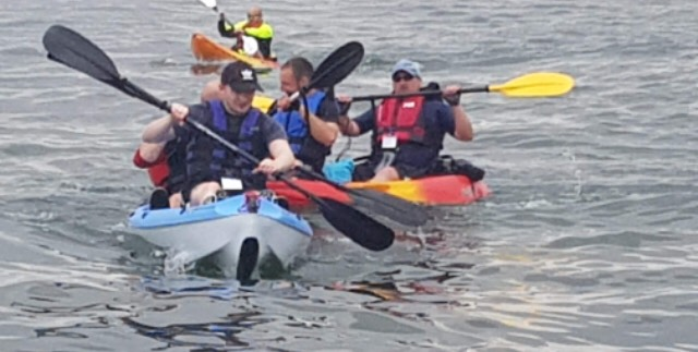 Wirral Kayak Challenge boosts local charities