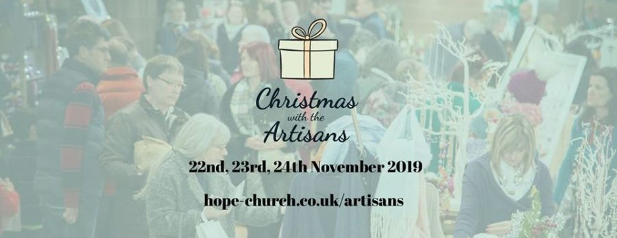 Thousands of people expected at annual Christmas with the Artisans market
